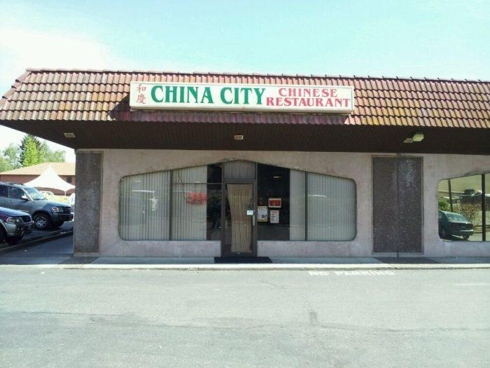 4. China City Restaurant, Cameron Park