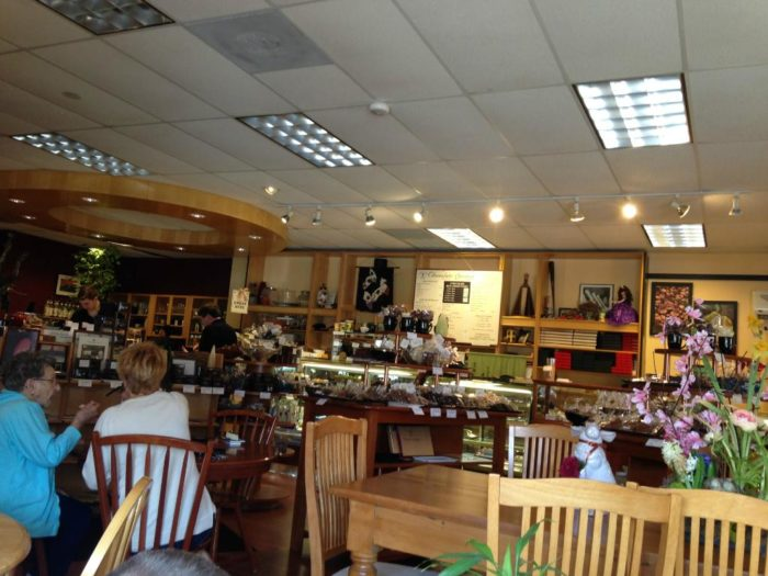 4. Chocolate Springs Cafe, Lenox