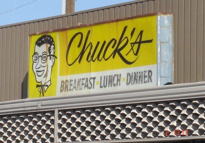 11. Chuck's Hamburgers, Stockton