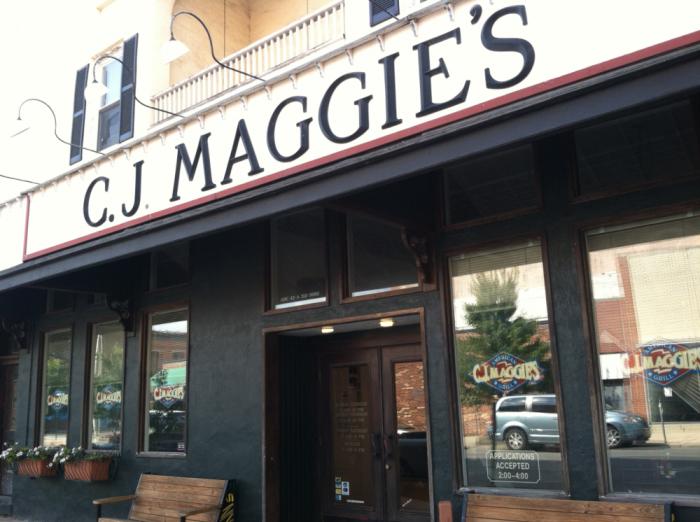 3. C.J. Maggie's, 309 Davis Avenue, Elkins