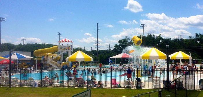 9. Clarksville Aquatic Park (Clarksville)