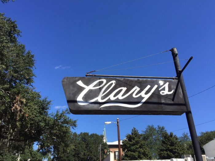 5. Clary's Café— 404 Abercorn St, Savannah, GA 31401