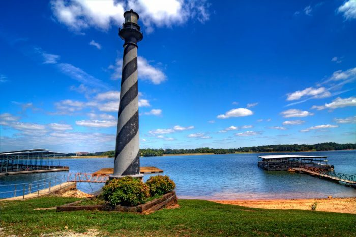 4. Clemson Marina on Lake Hartwell in Seneca brings a little of the beachy feel to the upstate.