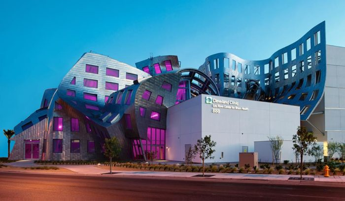 6. Cleveland Clinic Lou Ruvo Center for Brain Health, Las Vegas
