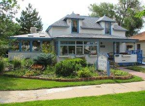 3. Cottage Cafe