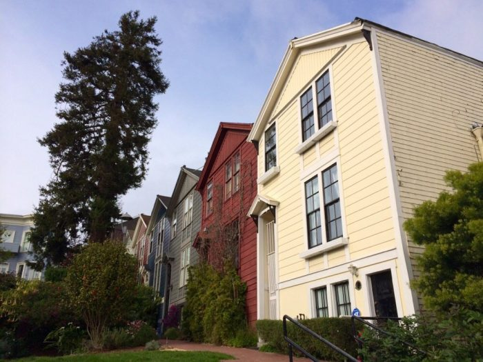 6. Cottage Row Historic District