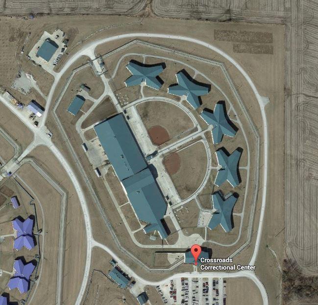 1. Crossroads Correctional Center, Cameron