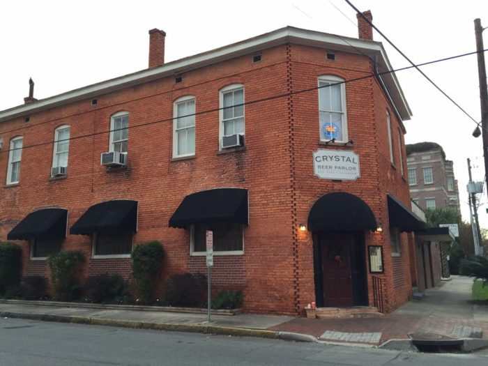 6. Crystal Beer Parlor, Savannah