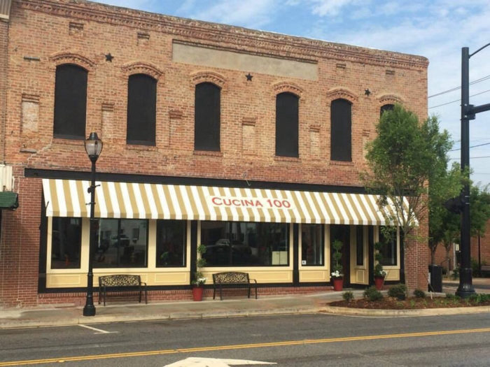 3. Cucina 100 in Fountain Inn
