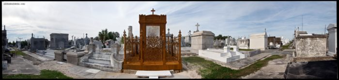 7) Cypress Grove Cemetery, 120 City Park Ave.