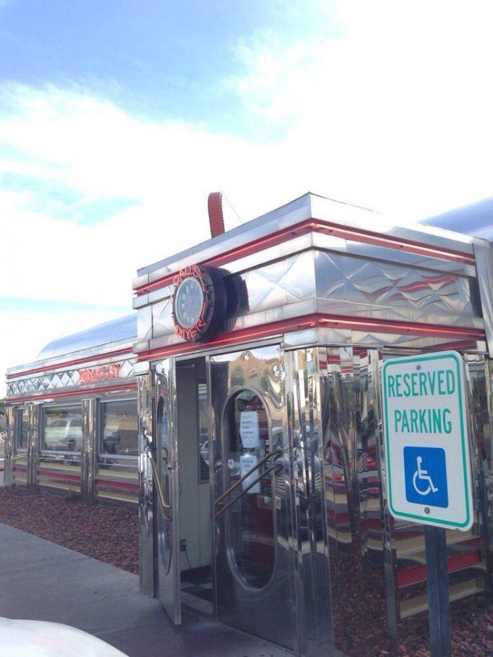 12. Dad's Diner, 4395 Largo Street, Farmington