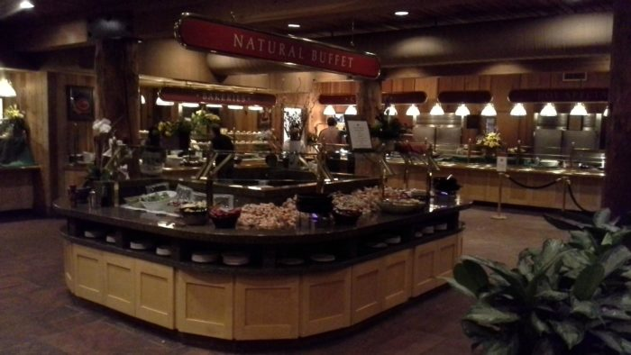 2. Seafood Buffet at Deer Valley
