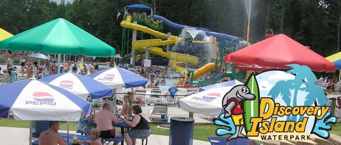 13 of the greatest waterparks in south carolina