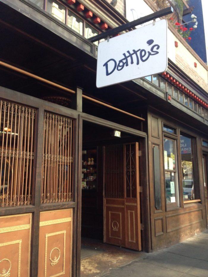 5. Dottie's True Blue Café