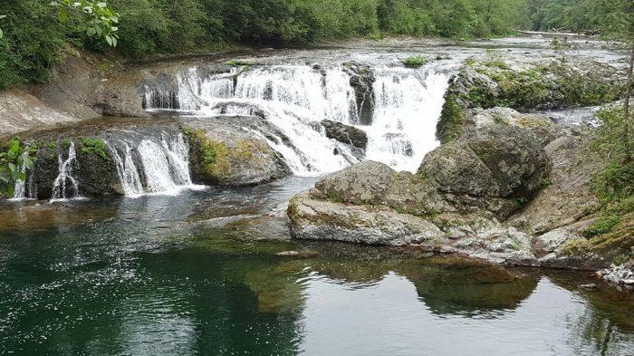 6. Dougan Creek Falls, Skamania County