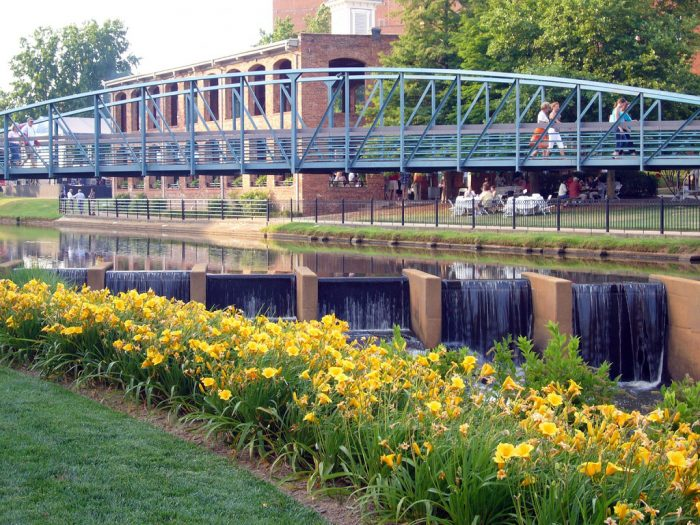10. Downtown Greenville