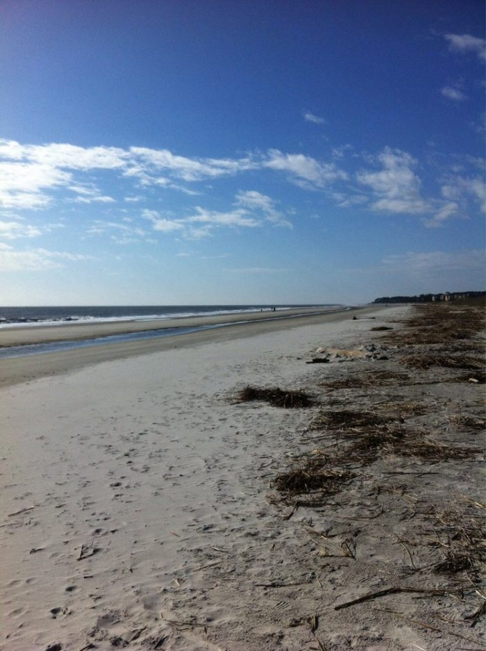 7 Quiet Little Known Beaches in South Carolina