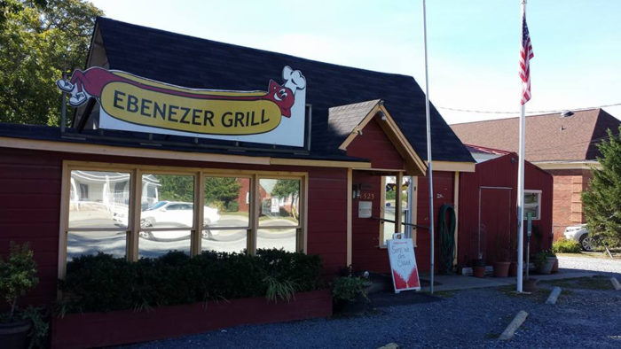9. Ebenezer Grill (Rock Hill) 1525 Ebenezer Rd, Rock Hill, SC 29732