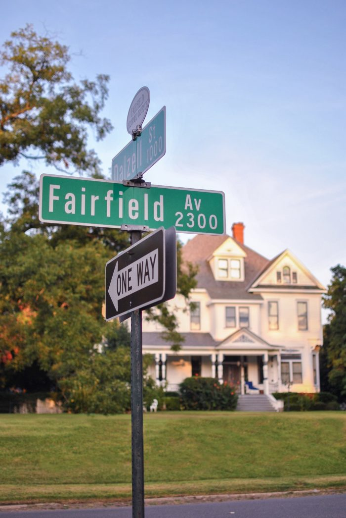 4. Fairfield Historic District, Shreveport