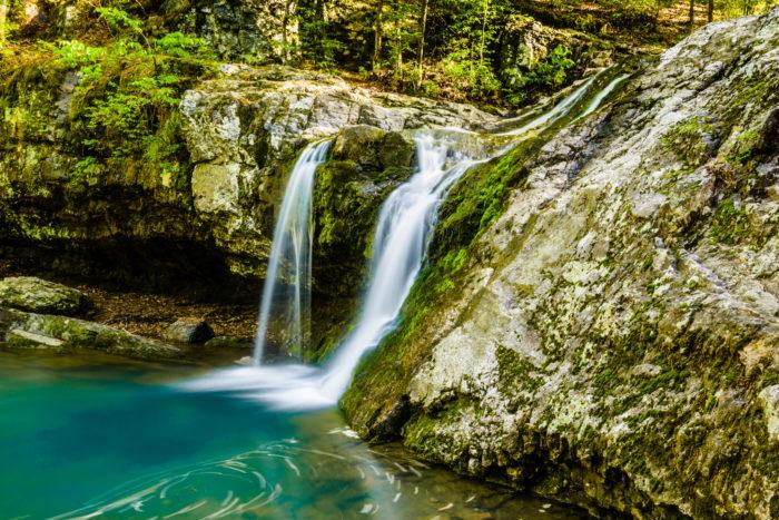 Arkansas: Falls Branch Trail