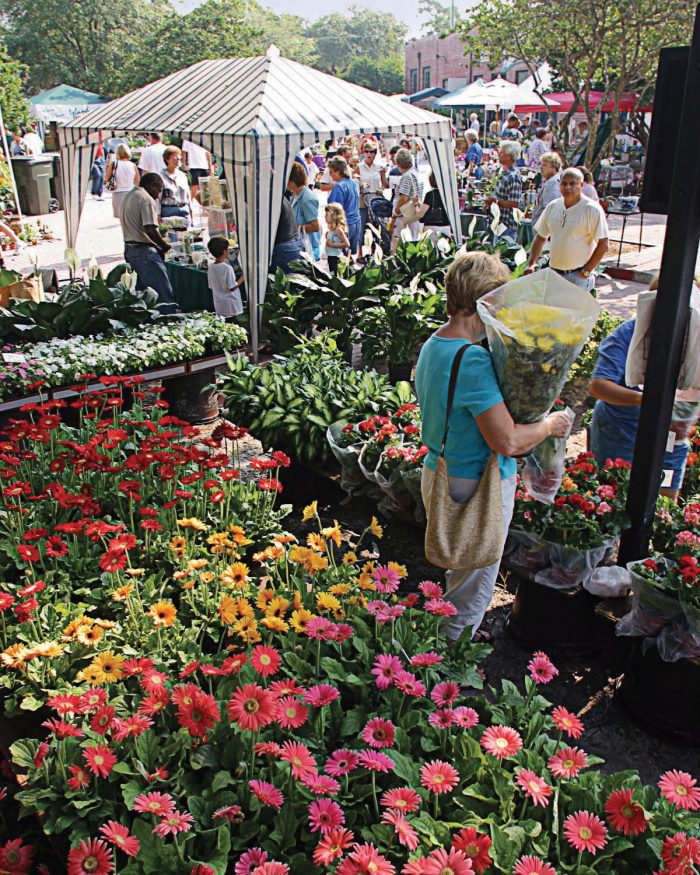 10 of the best farmers markets in florida - Market place at garden state park ...