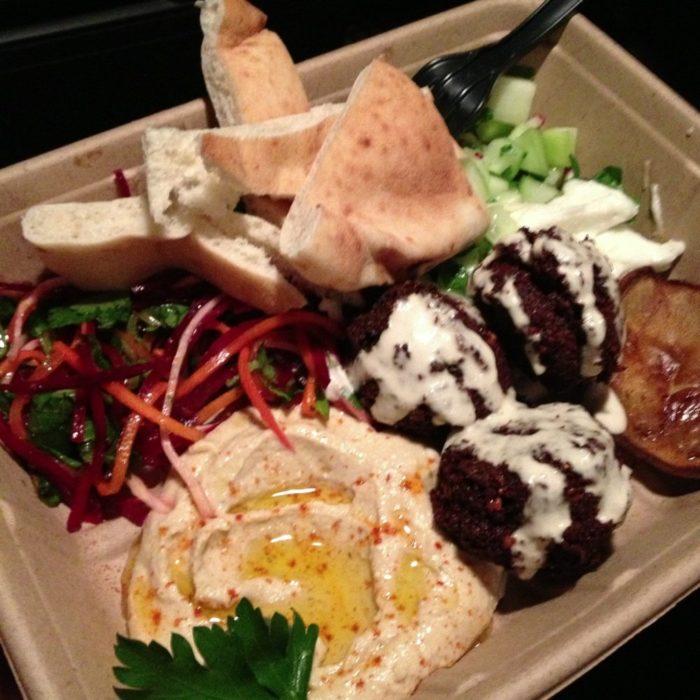 3) Fat Falafel
