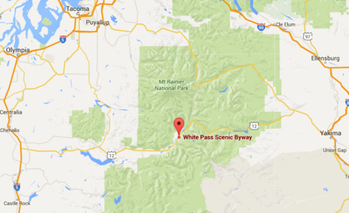 4. White Pass Scenic Byway (US Highway 12)