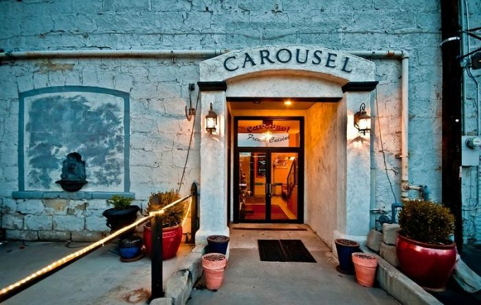 4. Carousel French Cuisine, Yakima (25 N Front St #6)