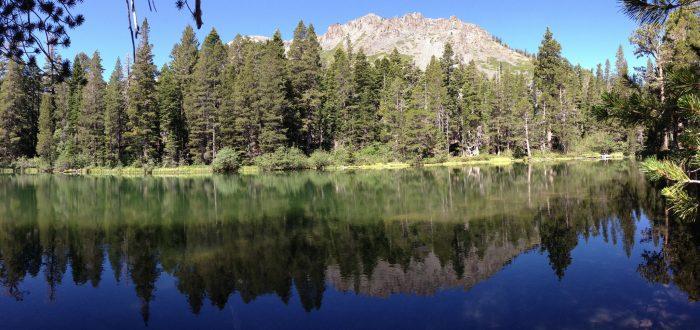 7. Floating Island Lake Trail, Tahoe