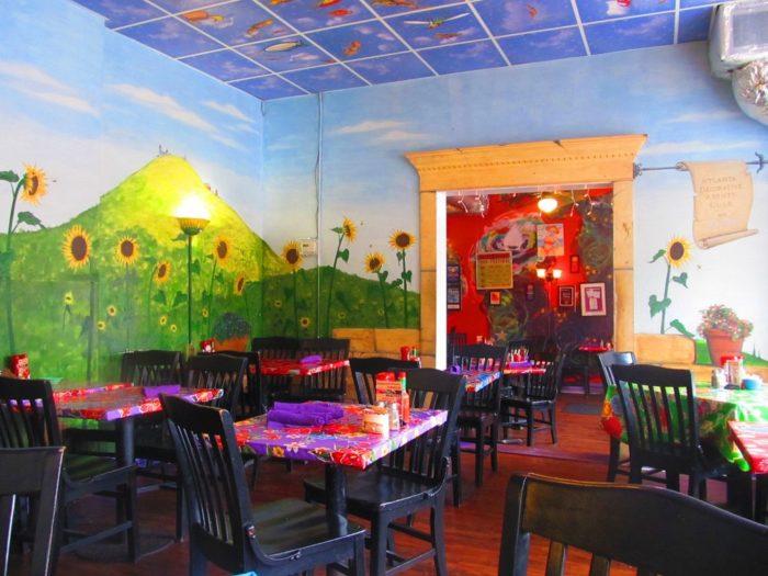 5. Flying Biscuit Cafe—1655 Mclendon Ave, Atlanta, GA 30307