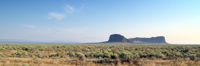 9. Fort Rock State Natural Area - Fort Rock, OR