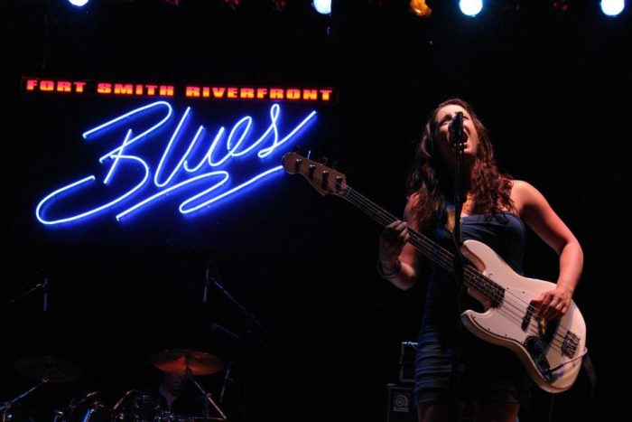 3. Riverfront Blues Festival (Fort Smith)