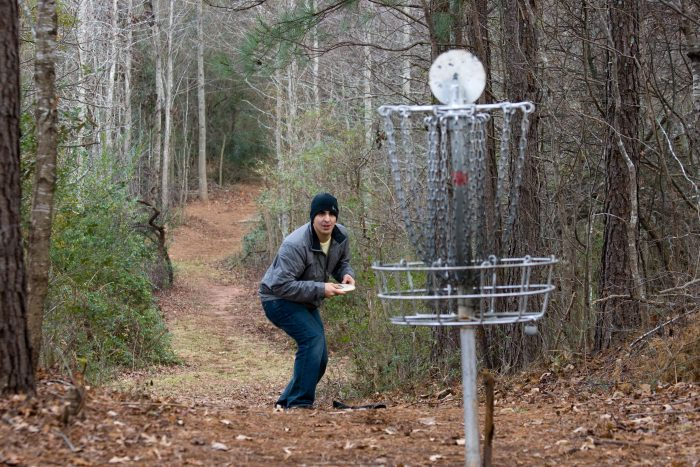 13. Play some disc golf in Missoula.