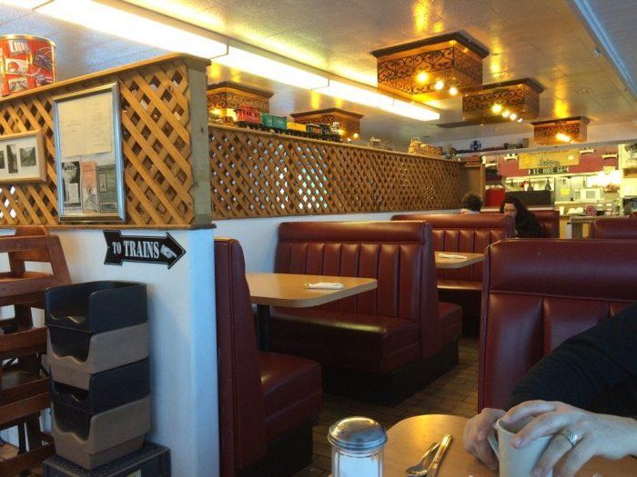 7. Route 66 Railway Café, 2150 E Historic Highway 66, Gallup