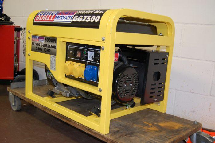 2. Buy a generator