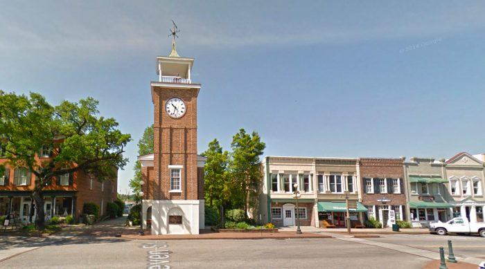 14. Georgetown (in Georgetown County)