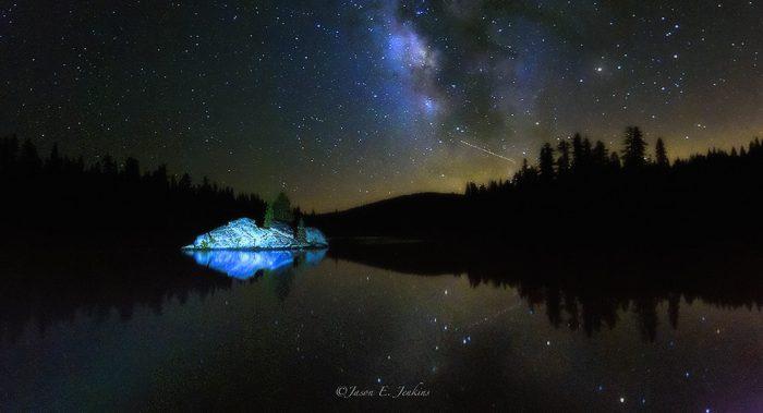 3. Gerle Creek Reservoir