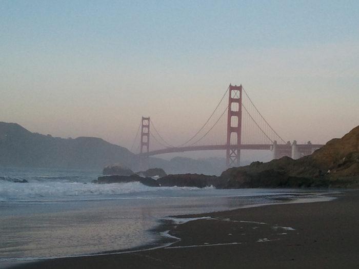 7. Golden Gate Bridge, San Francisco