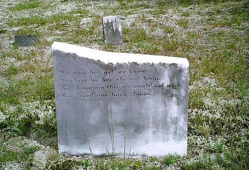 3. Gilson Road Cemetery, Nashua