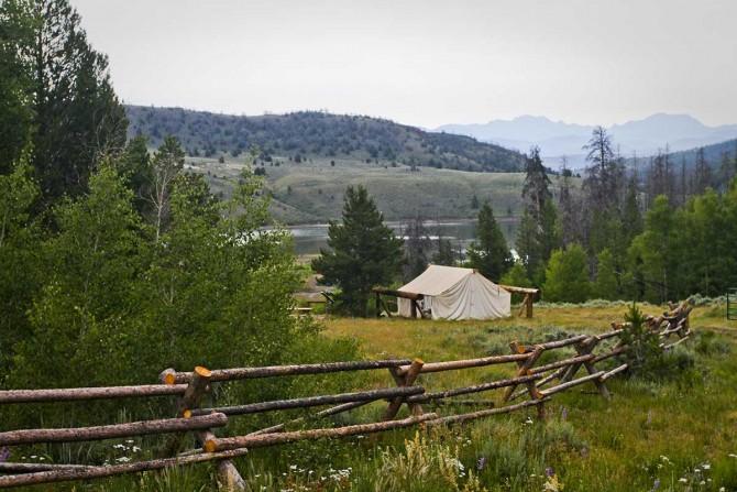 9. C Lazy U Ranch