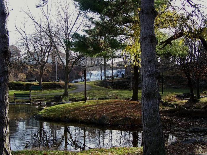 9. Glen Park, Williamsville