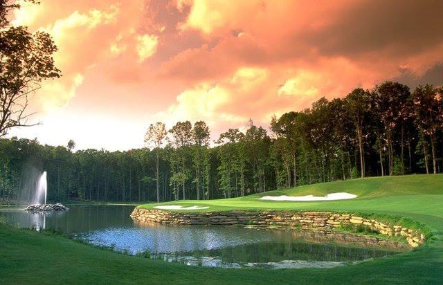 6. Golfing