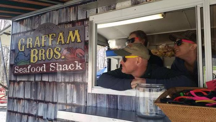 4. Graffam Bros. Seafood Shack, Rockport