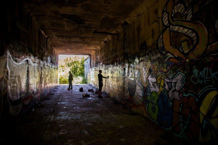14. Graffiti