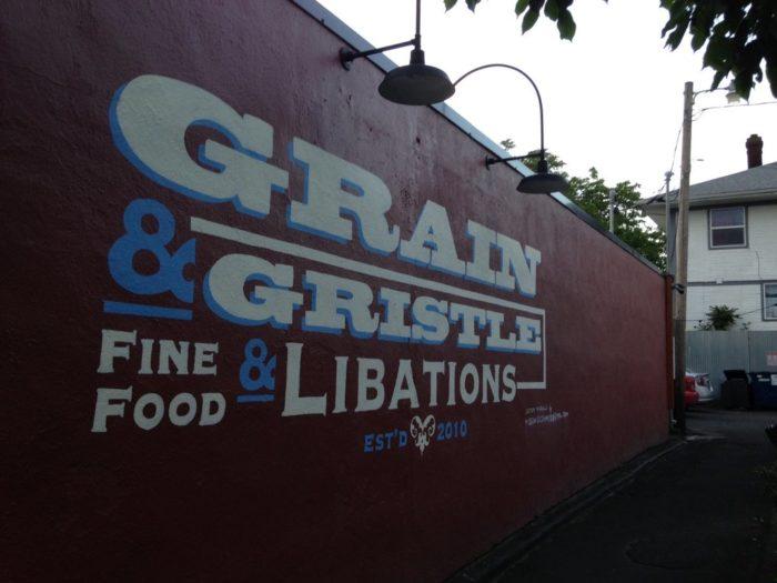 8. Grain and Gristle - NE Portland