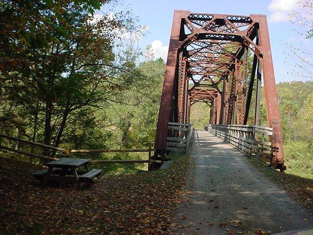 greenbrier river trail 4
