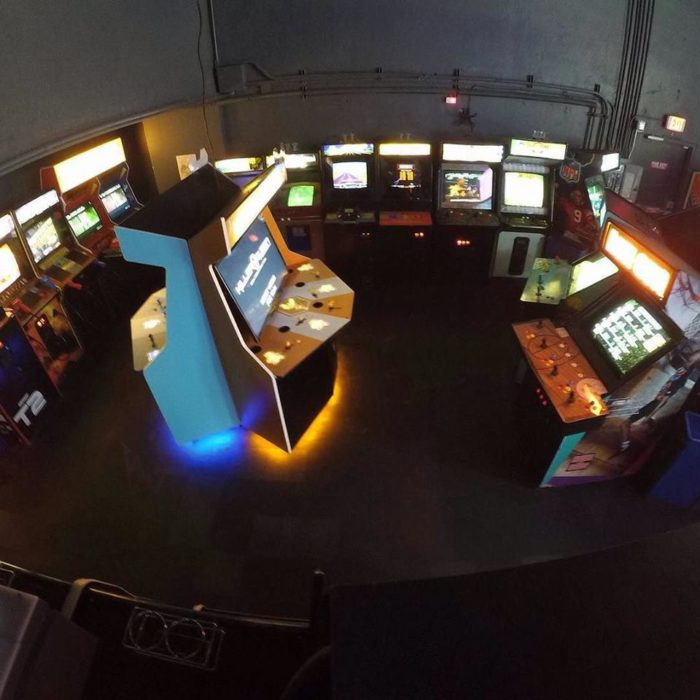 4. Ground Kontrol Classic Arcade