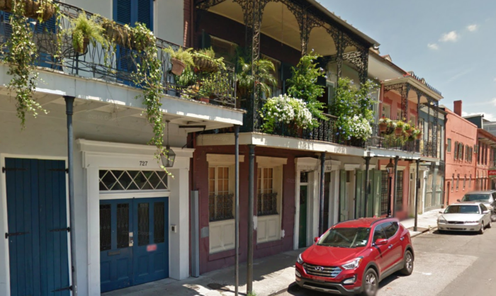 12. Hans Muller House, New Orleans