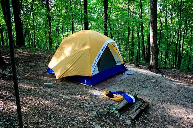 13. Camp out at Hardin Ridge