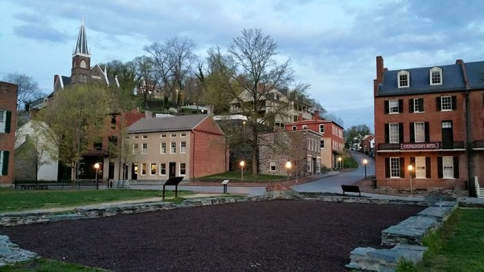 8. Harpers Ferry